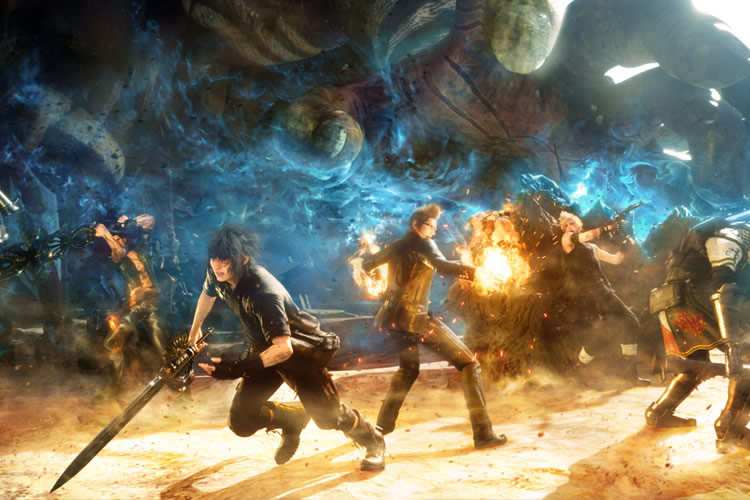 final fanasy xv active time report abril