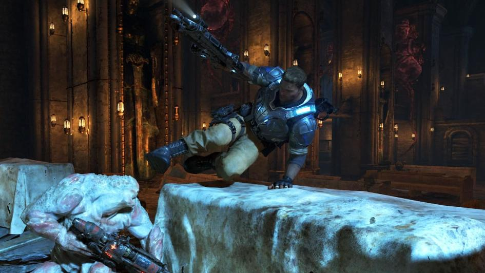Gears of War 4, su beta abierta ya está disponible
