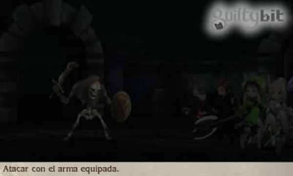 guia gatomante bravely second caballero hueso