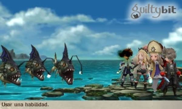 guia gatomante bravely second necropez