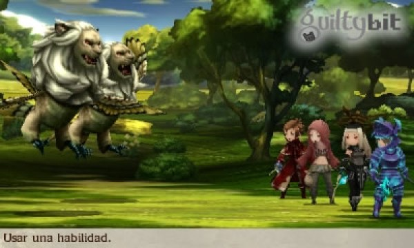 guia gatomante bravely second reguli