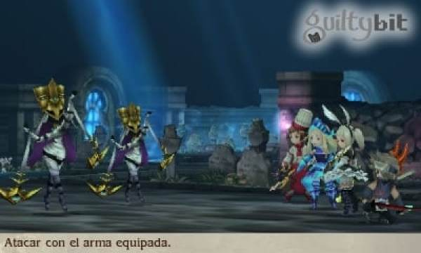 guia gatomante bravely second reina blanca