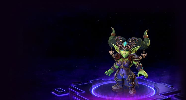 Cromi Heroes of the Storm