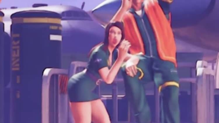 Street Fighter V sexo oral