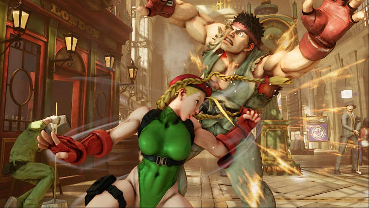 Capcom admite que Street Fighter V no estaba pulido en su lanzamiento
