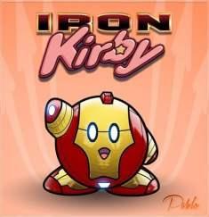 kirby iron man