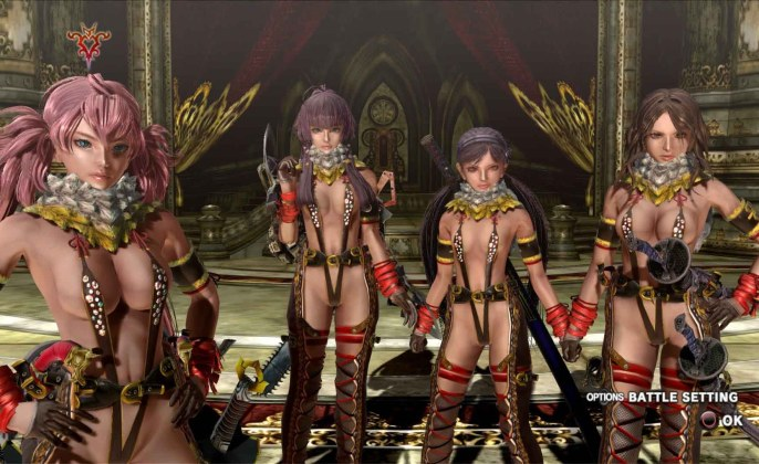 Onechanbara Z2: Chaos llega a Steam