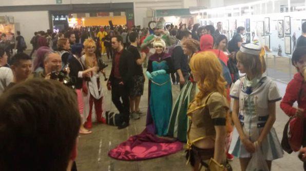salon del comic cosplay2