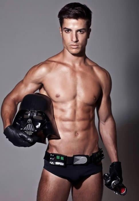 star wars sexy man