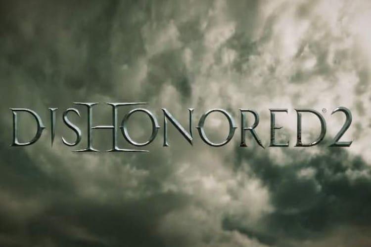 dishonored 2 trailer e3 2016