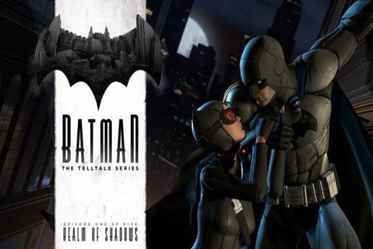batman telltale trailer fecha