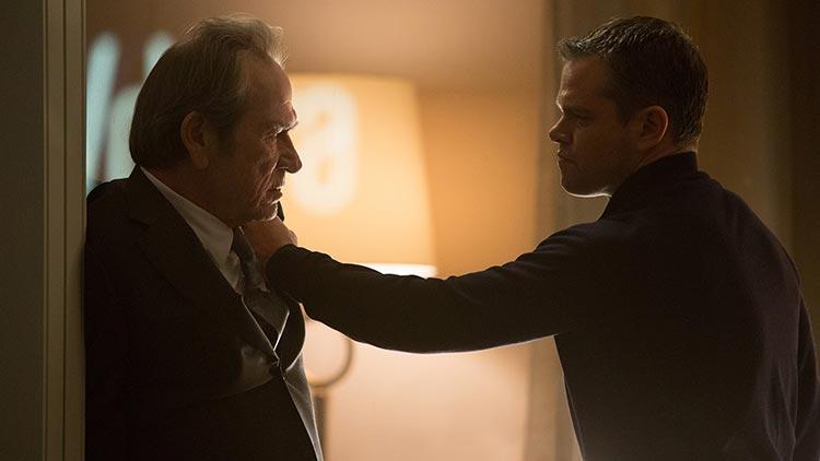 Matt Damon y Tommy Lee Jones