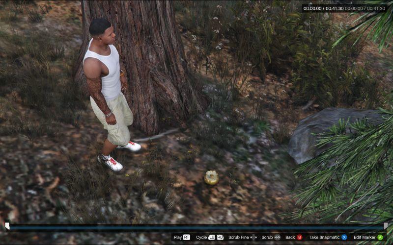 Ya era hora: se resuelve el misterio del Big Foot en GTA V