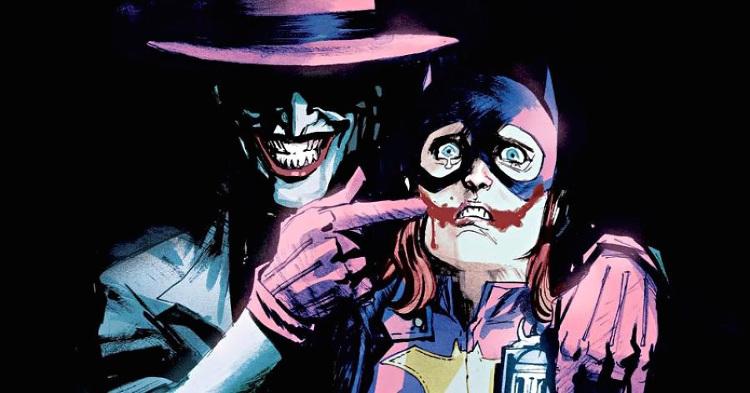 joker batgirl