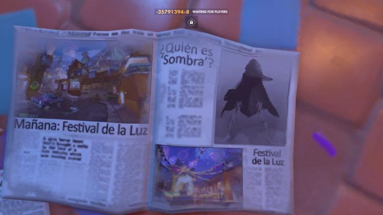 ¿Pistas sobre Sombra en el último vídeo de Overwatch?