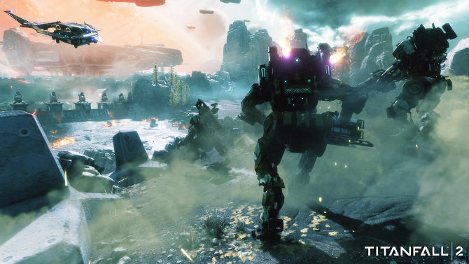 titanfall 2 beta gameplay gamescom 2016