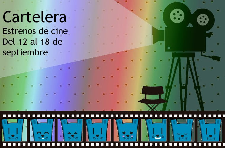 cartelera de estrenos de cine