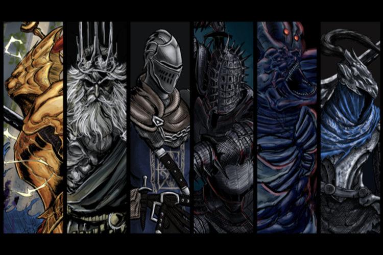 dark souls saga final de momento