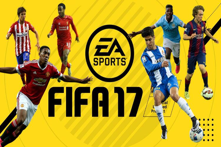mejores jugadores jóvenes del modo Carrera de FIFA 17