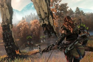 Horizon: Zero Dawn impresiones demo BGW
