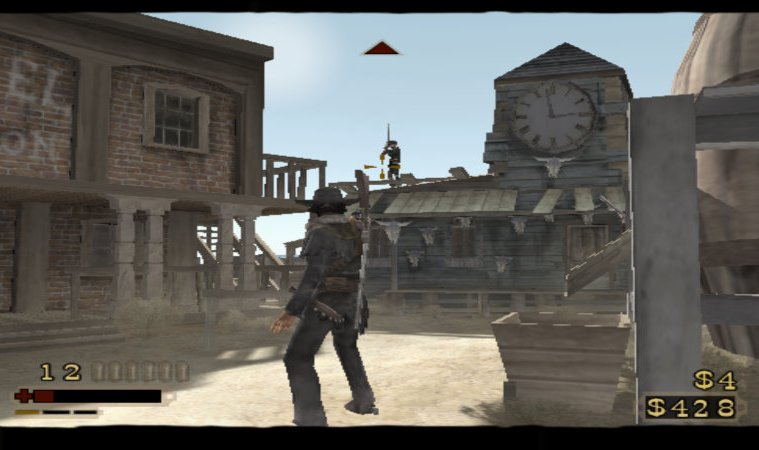 Red Dead Revolver Playstation 4