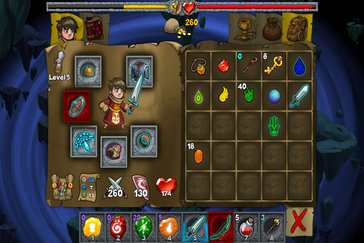 rogue-wizards, analisis PC