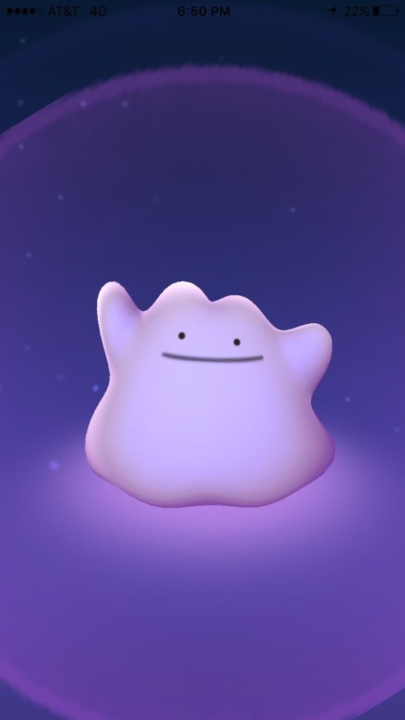 ditto-pokemon-go