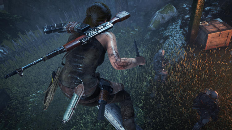 rise of the tomb raider analisis ps4