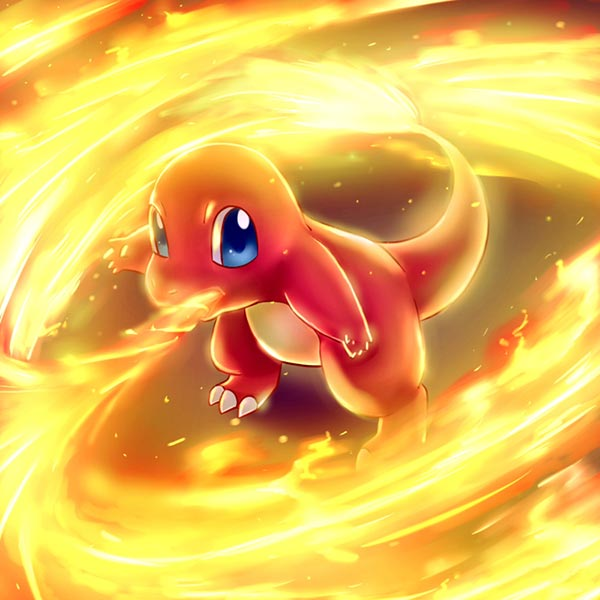 top pokemon iniciales tipo fuego
