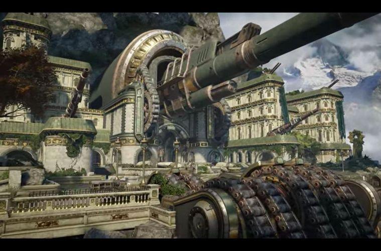 Gears of War 4 nuevos mapas