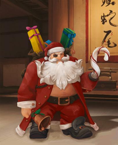Overwatch, se filtran posibles datos de su evento navideño
