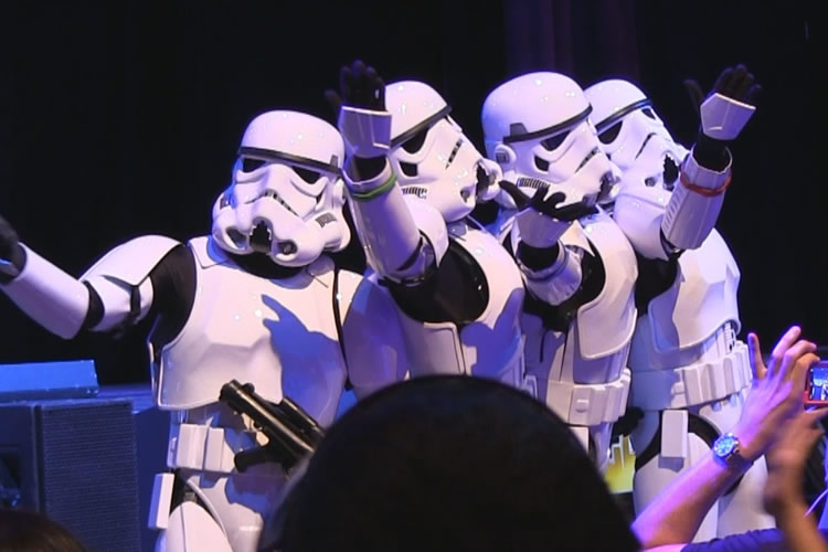 star wars a capella