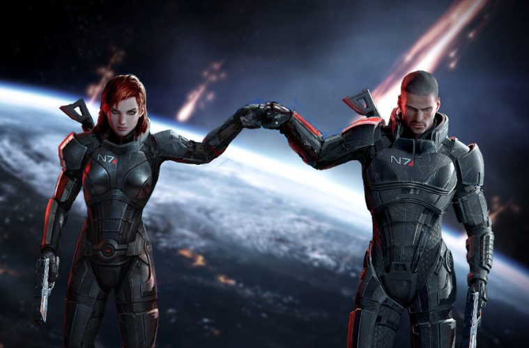 Mass Effect inspiración director Guardianes de la Galaxia Vol. 2