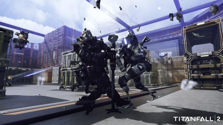 Respawn detalla el contenido de la actualización de marzo de Titanfall 2