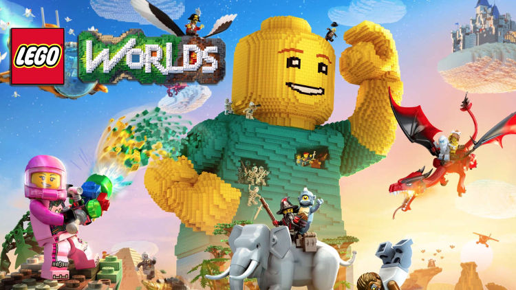 LEGO Worlds se confirma también para Nintendo Switch