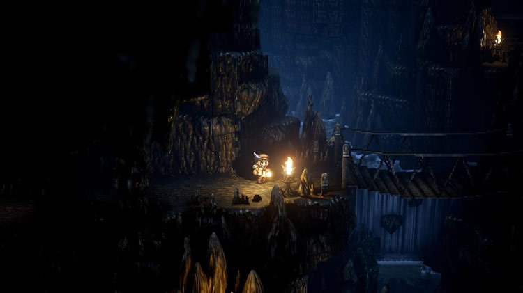 project octopath traveler 2