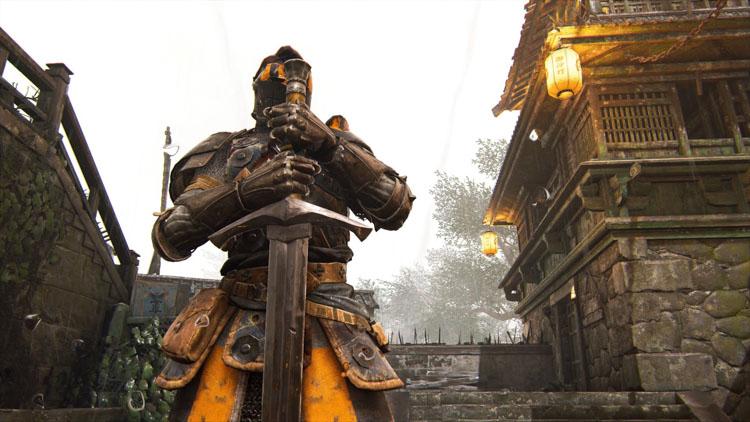 For Honor esconde un guiño hacia la saga Mortal Kombat