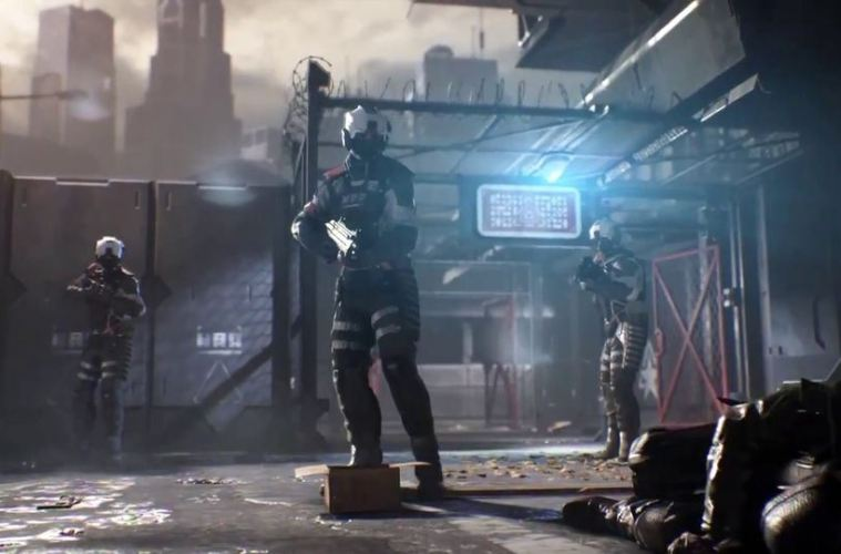 Homefront The Revolution DLC Beyond the walls