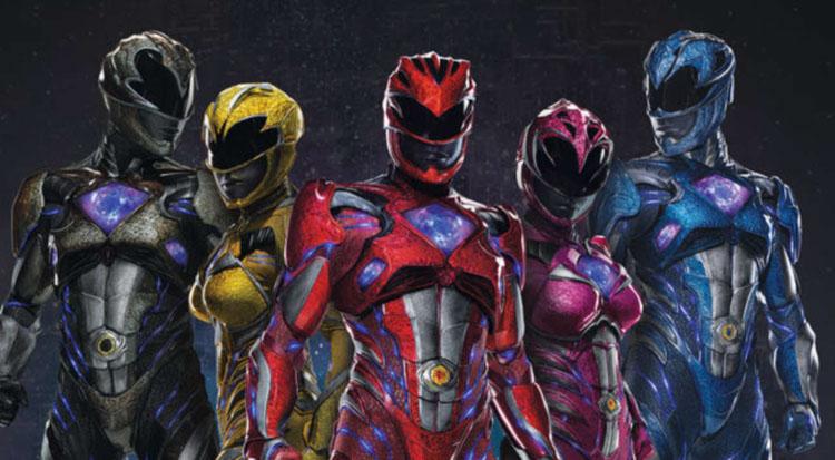 recaudación de la película de Power Rangers