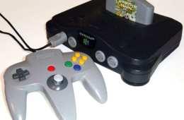 Nintendo 64 como dock de Nintendo Switch