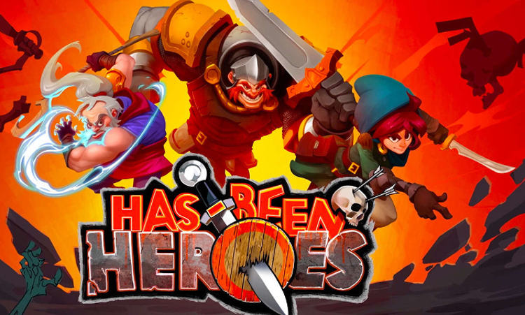 analisis de has-been heroes