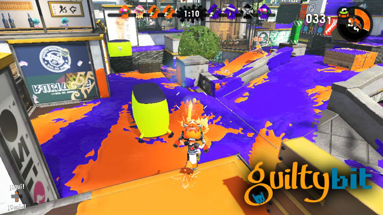 impresiones de splatoon 2 global testfire 3