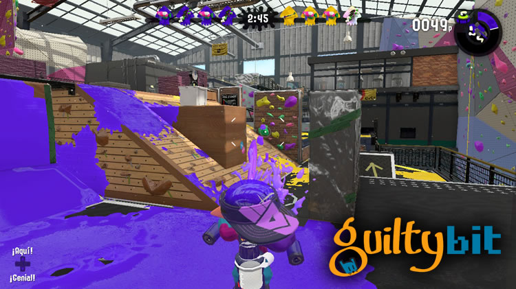 impresiones de splatoon 2 global testfire