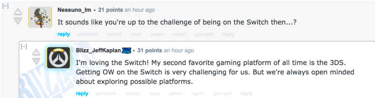 overwatch nintendo switch reddit