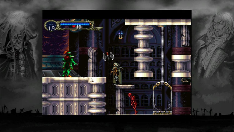 Castlevania: Symphony of the Night y Contra llegan a Xbox One
