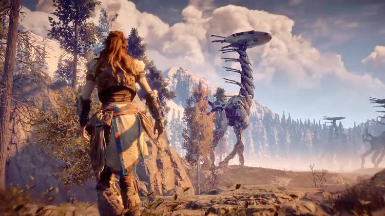 documental sobre Horizon Zero Dawn