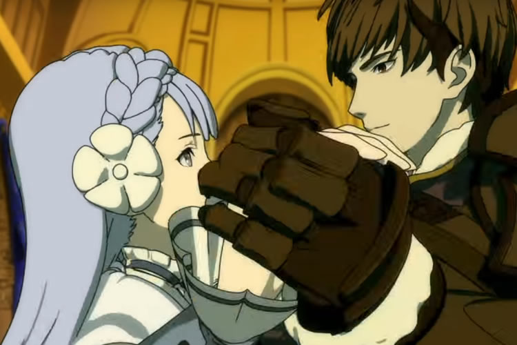 opening de fire emblem echoes shadows of valentia