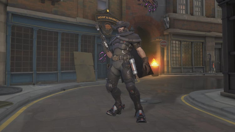 Skins de Rebelion McCree