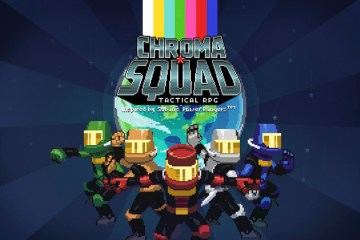 lanzamiento de Chroma Squad para PlayStation 4 y Xbox One
