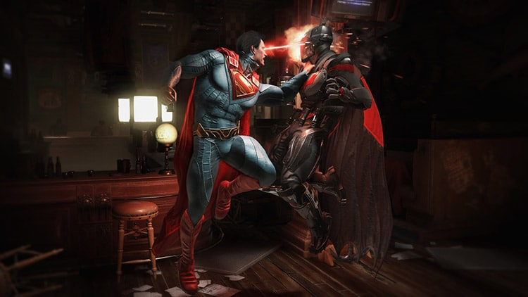 análisis de Injustice 2 para PlayStation 4